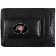 Tampa Bay Buccaneers Leather Cash & Cardholder