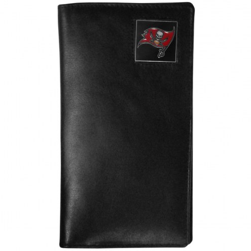 Tampa Bay Buccaneers Leather Tall Wallet