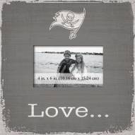 Tampa Bay Buccaneers Love Picture Frame