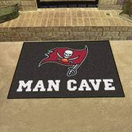 Tampa Bay Buccaneers Man Cave All-Star Rug