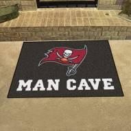 Tampa Bay Buccaneers Man Cave All-Star Rug