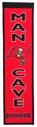 Tampa Bay Buccaneers Man Cave Banner