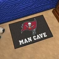 Tampa Bay Buccaneers Man Cave Starter Mat