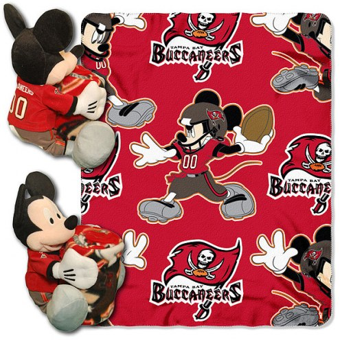Tampa Bay Buccaneers Mickey Mouse Hugger