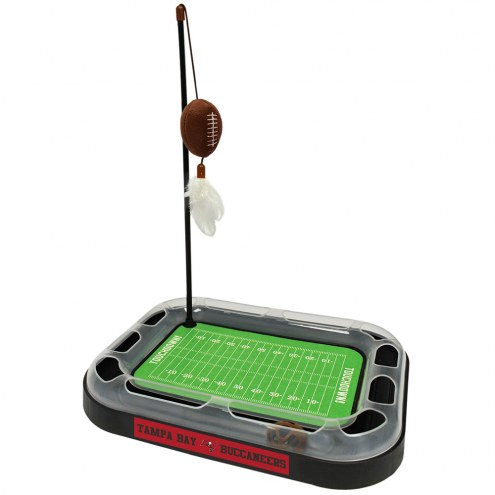Tampa Bay Buccaneers NFL Football Field Cat Scratcher