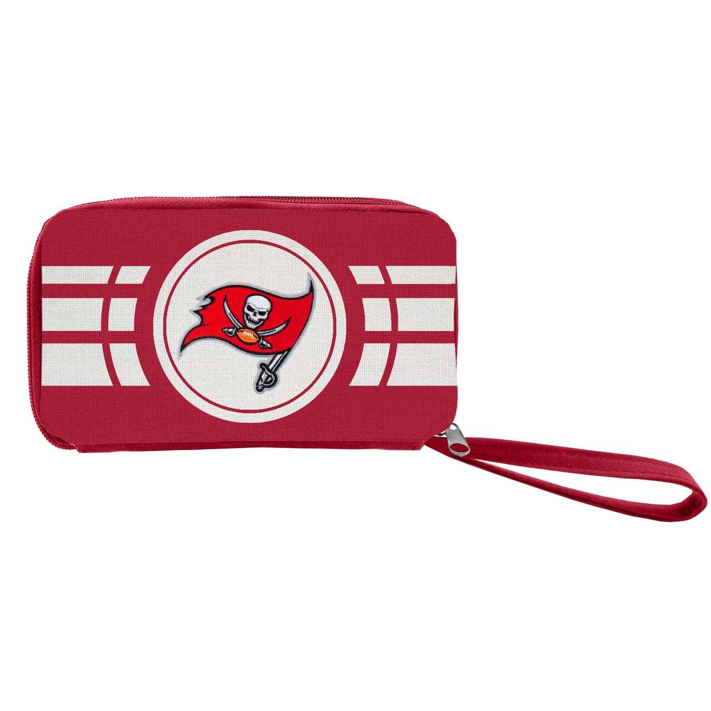 Littlearth NFL Tampa Bay Buccaneers Ripple Zip Wallet