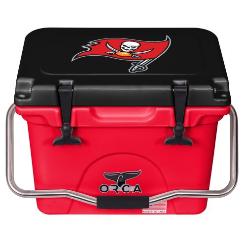 Tampa Bay Buccaneers ORCA 20 Quart Cooler