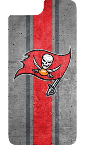 Tampa Bay Buccaneers OtterBox iPhone 8 Plus/7 Plus/6s Plus/6 Plus Alpha Glass Screen Protector