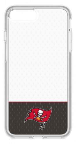 Tampa Bay Buccaneers OtterBox iPhone 8 Plus/7 Plus Symmetry Clear Case