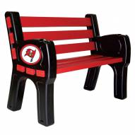 Tampa Bay Buccaneers Park Bench