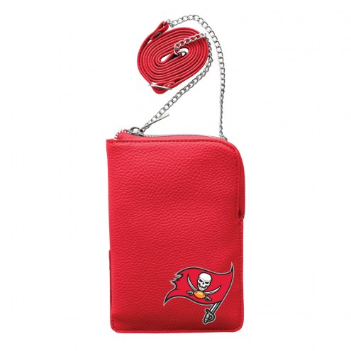 Tampa Bay Buccaneers Pebble Smart Purse