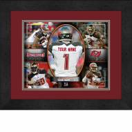 Tampa Bay Buccaneers Personalized 13 x 16 Framed Action Collage