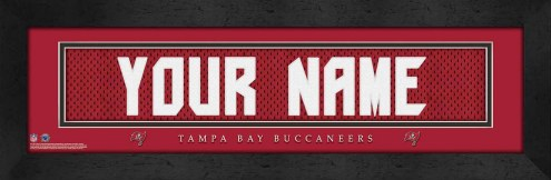 Tampa Bay Buccaneers Personalized Stitched Jersey Print