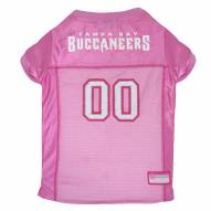 Tampa Bay Buccaneers Pink Dog Football Jersey