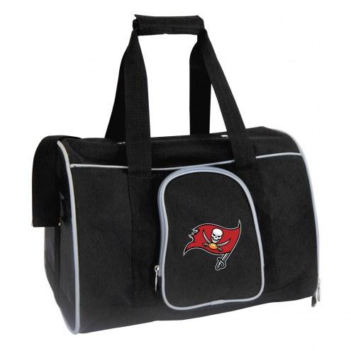 Tampa Bay Buccaneers Premium Pet Carrier Bag