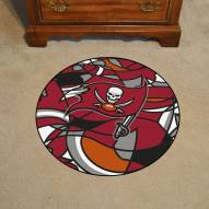 Tampa Bay Buccaneers Quicksnap Rounded Mat