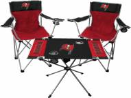 Tampa Bay Buccaneers Table & Chairs Set