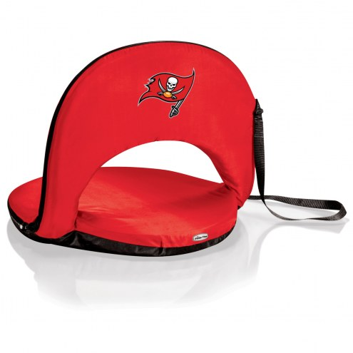 Tampa Bay Buccaneers Red Oniva Beach Chair