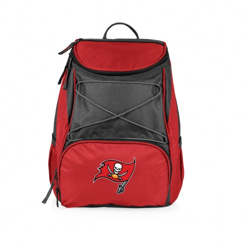 Tampa Bay Buccaneers Red PTX Backpack Cooler