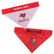 Tampa Bay Buccaneers Reversible Dog Bandana