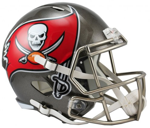 Tampa Bay Buccaneers Riddell Speed Collectible Football Helmet