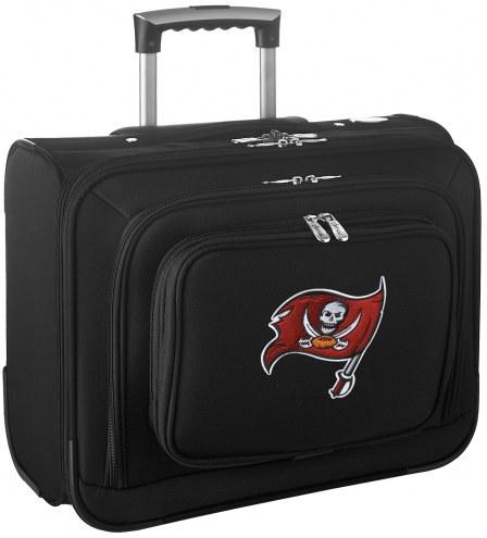 Tampa Bay Buccaneers Rolling Laptop Overnighter Bag