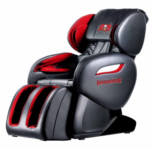 Tampa Bay Buccaneers Shiatsu Zero Gravity Massage Chair