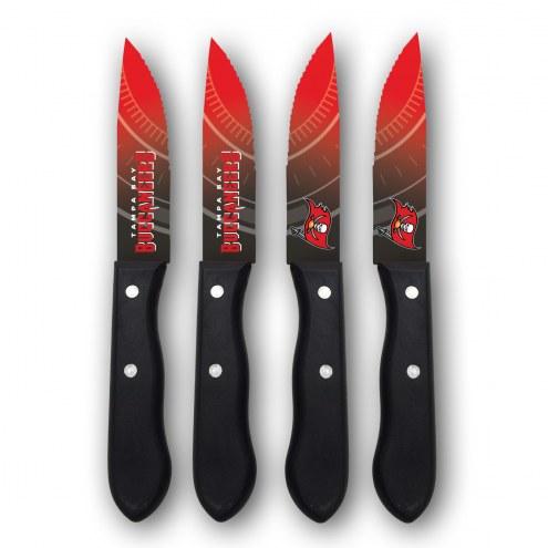 Tampa Bay Buccaneers Steak Knives