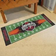 Tampa Bay Buccaneers Super Bowl LV Champions Football Field Runner Rug