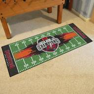 Tampa Bay Buccaneers Super Bowl LV Champions Football Field Runner Rug
