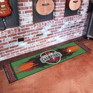 Tampa Bay Buccaneers Super Bowl LV Champions Golf Putting Green Mat