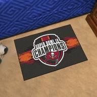 Tampa Bay Buccaneers Super Bowl LV Champions Starter Rug