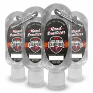 Tampa Bay Buccaneers Super Bowl LV Champions Travel Hand Sanitizer - 4 Pack