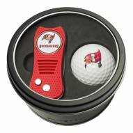 Tampa Bay Buccaneers Switchfix Golf Divot Tool & Ball