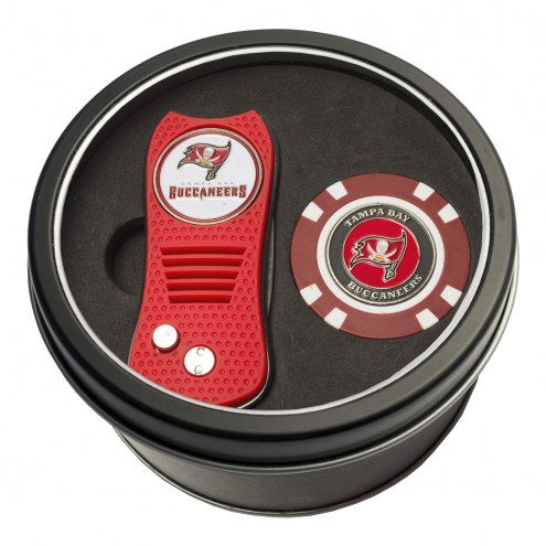 Tampa Bay Buccaneers Switchfix Golf Divot Tool & Chip