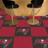 Tampa Bay Buccaneers Team Carpet Tiles