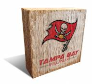 Tampa Bay Buccaneers Team Logo Block