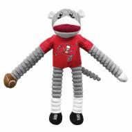 Tampa Bay Buccaneers Team Sock Monkey Pet Toy