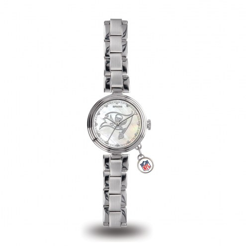 Tampa Bay Buccaneers Women's Charm Watch