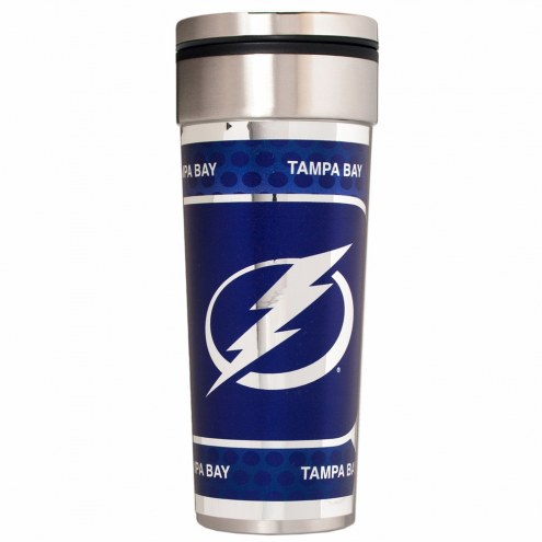 Tampa Bay Lightning 22 oz. Hi Def Travel Tumbler