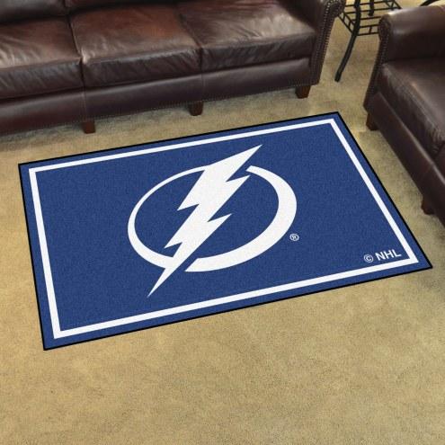 Tampa Bay Lightning 4' x 6' Area Rug