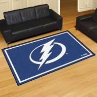 Tampa Bay Lightning 5' x 8' Area Rug