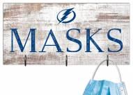 "Tampa Bay Lightning 6"" x 12"" Mask Holder"