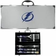 Tampa Bay Lightning 8 Piece Tailgater BBQ Set
