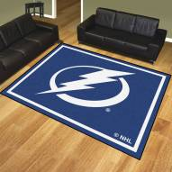 Tampa Bay Lightning 8' x 10' Area Rug