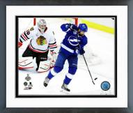 Tampa Bay Lightning Alex Killorn Stanley Cup Finals Framed Photo