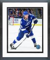 Tampa Bay Lightning Anton Stralman Action Framed Photo