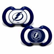 Tampa Bay Lightning Baby Pacifier 2-Pack