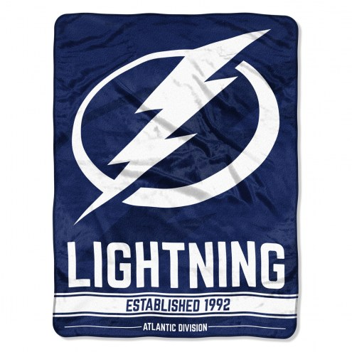 Tampa Bay Lightning Break Away Blanket