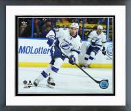 Tampa Bay Lightning Cedric Paquette Action Framed Photo